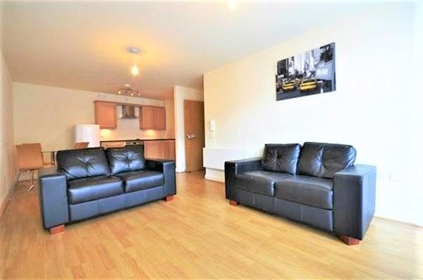 Thumbnail Flat to rent in Old Church Court, Salford