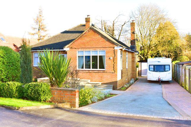 Thumbnail Detached bungalow for sale in Netheredge Drive, Knaresborough