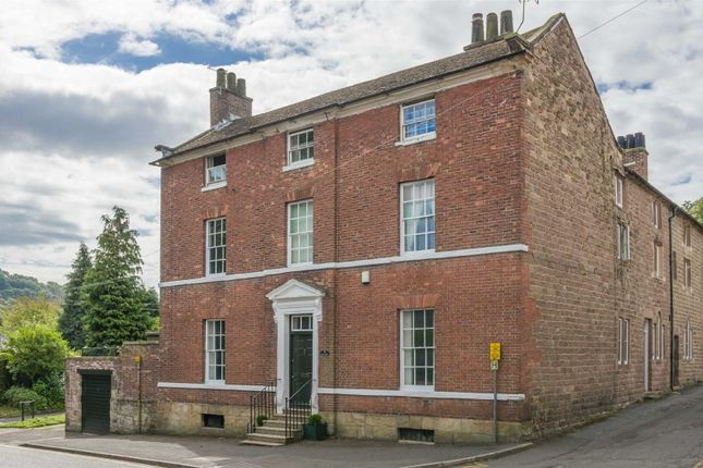 Thumbnail Town house for sale in Coldwell Street, Wirksworth, Matlock