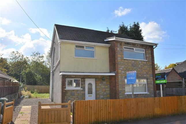 Thumbnail Detached house for sale in Poplar Road, Pontypridd, Rhondda Cynon Taff