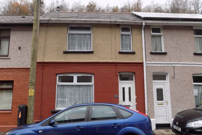 Thumbnail Terraced house for sale in New Woodland Terrace, Aberbeeg