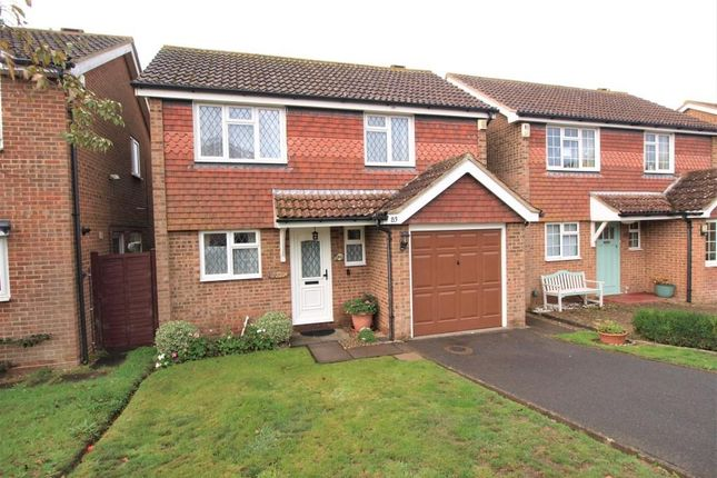 Thumbnail Detached house for sale in Heron Ridge, Polegate