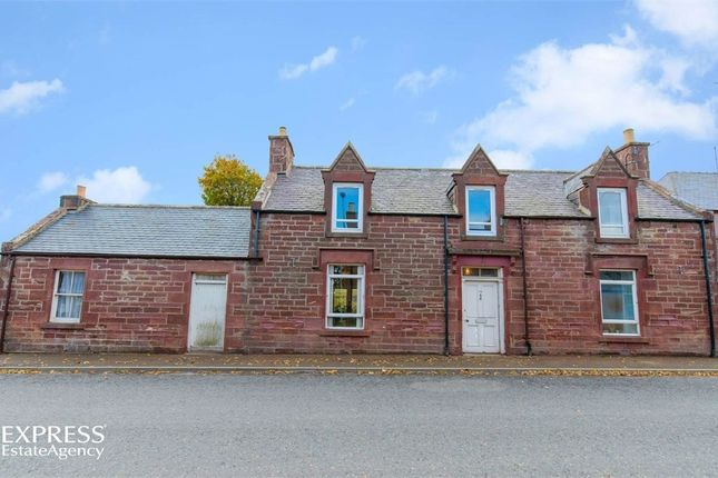 Thumbnail Detached house for sale in High Street, Cuminestown, Turriff, Aberdeenshire