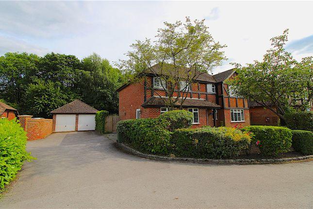 Thumbnail Detached house for sale in Lovegroves, Chineham, Basingstoke