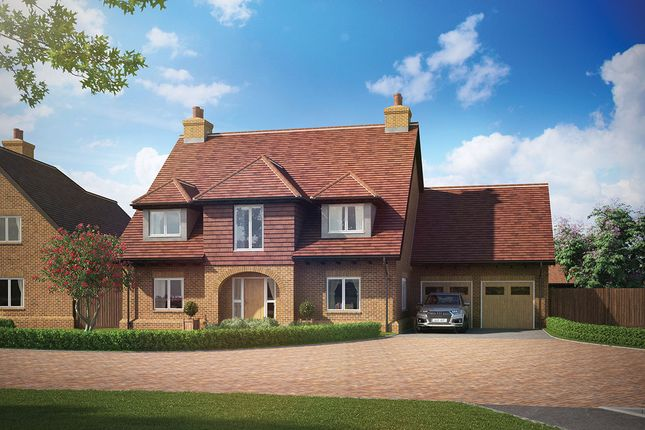 "Thumbnail Property for sale in ""The Trafalgar"" at Merry Hill Road, Bushey, Hertfordshire"