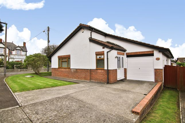 Thumbnail Detached bungalow for sale in Shakespeare Drive, Llantwit Major