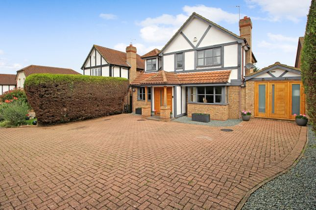 Detached house for sale in Sweet Briar Drive, Laindon, Basildon