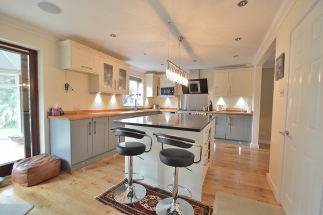 Thumbnail Detached house for sale in Pennard Way, Chandler's Ford, Eastleigh