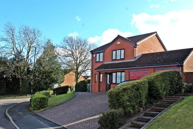 Thumbnail Detached house for sale in New Ash Drive, Allesley Green, Coventry