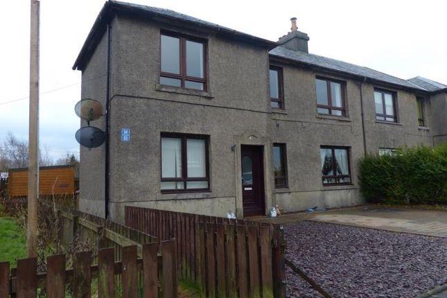 Thumbnail Flat to rent in Burngrange Cottages, West Calder