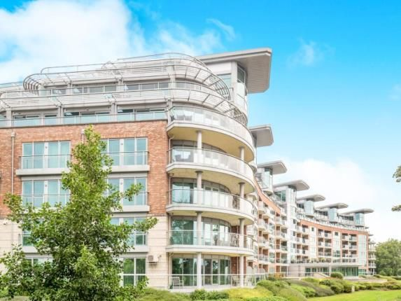Thumbnail Flat for sale in River Crescent, Waterside Way, Nottingham, Nottinghamshire