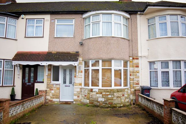 Thumbnail Terraced house for sale in Lodge Crescent, Cheshunt, Waltham Cross
