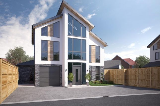 Thumbnail Detached house for sale in Winwick Place, Bilton, Rugby