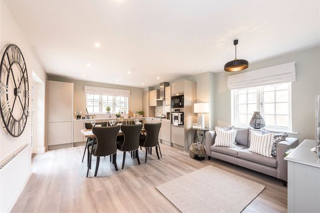 Thumbnail Semi-detached house for sale in The Foxley, Saint's Hill, Saunderton, High Wycombe, Buckinghamshire