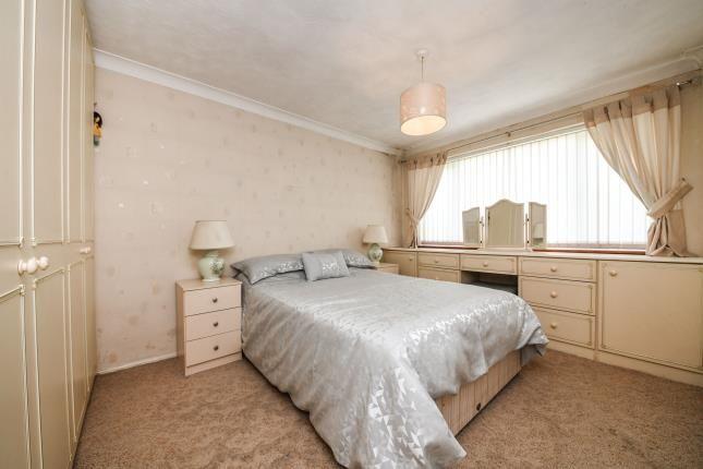 Master Bedroom of Rainham, Essex, Uk RM13