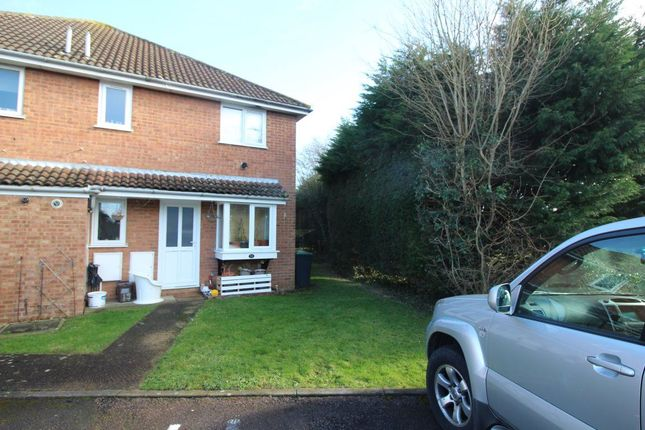 Thumbnail Property to rent in Heron Close, Biggleswade