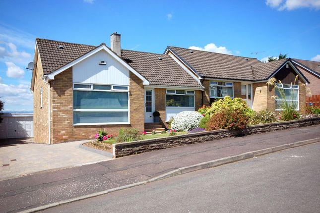 Semi-detached house for sale in Calderbraes Avenue, Uddingston, Glasgow