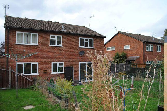 Thumbnail Terraced house to rent in Merton Close, Owlsmoor, Sandhurst
