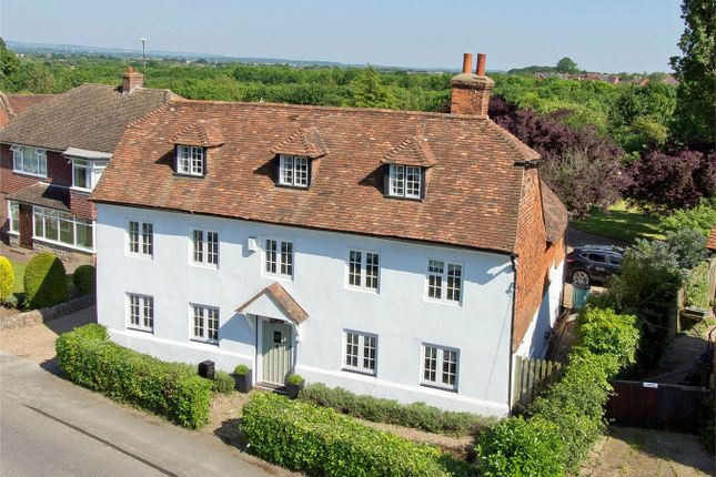 Thumbnail Detached house for sale in The White House, The Street, Great Chart, Ashford, Kent