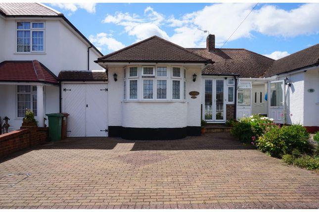 Thumbnail Detached bungalow for sale in Benfleet Close, Sutton