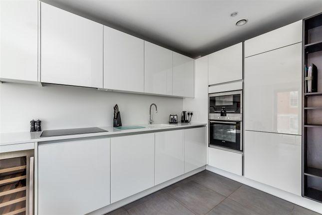 Kitchen of Rosler Building, Ewer Street, London Bridge, London SE1