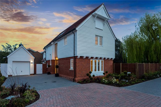 Thumbnail Detached house for sale in Lynfield Mews, Stock, Ingatestone, Essex