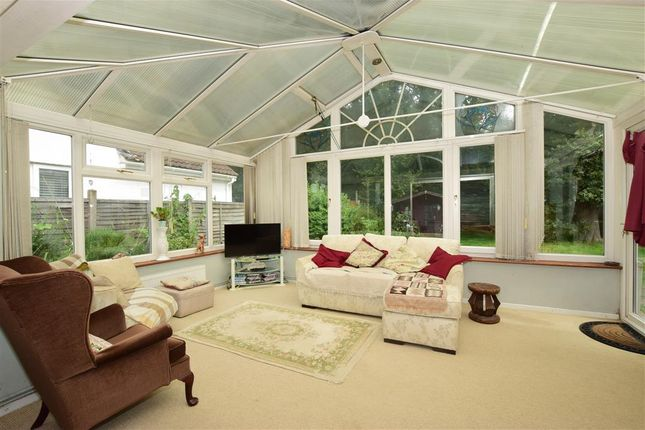 Thumbnail Detached bungalow for sale in Hackington Road, Tyler Hill, Canterbury, Kent