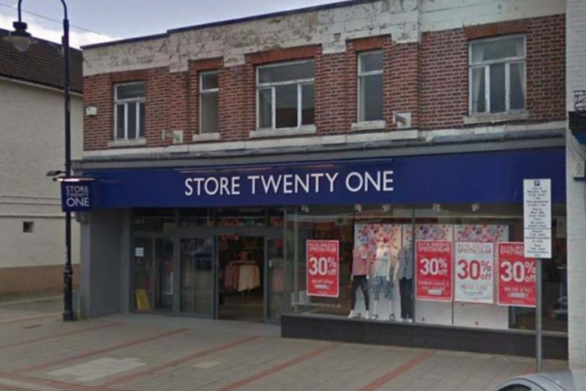 Thumbnail Retail premises for sale in Broad Street, Newtown