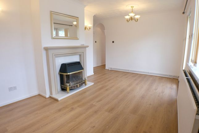 Thumbnail Flat to rent in Heather Crescent, Sketty, Swansea