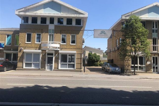 Thumbnail Office for sale in 33 Brighton Road, South Croydon