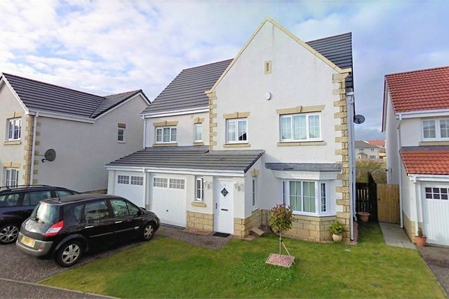 Thumbnail Detached house for sale in Brambling Road, Dunfermline, Fife