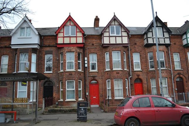 Thumbnail Flat to rent in 2, 68 University Avenue, Belfast