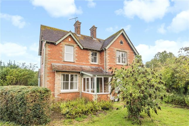 Thumbnail Detached house for sale in Shaston Road, Stourpaine, Blandford Forum