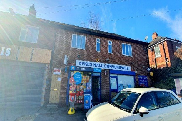 2 bed flat to rent in Dykes Hall Road, Sheffield S6