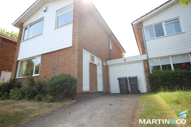 Thumbnail Detached house to rent in Chancellors Close, Edgbaston