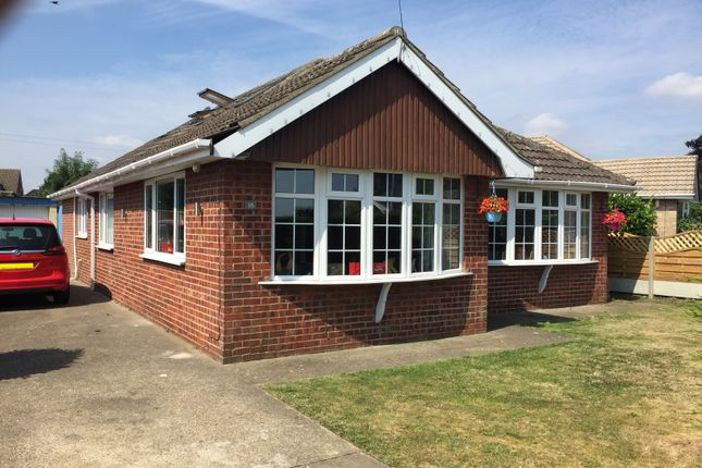 Thumbnail Detached bungalow for sale in Inghams Road, Tetney, Grimsby