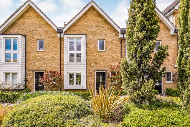 3 bed terraced house for sale in Butterfly Crescent, Nash Mills Wharf, Hemel Hempstead HP3