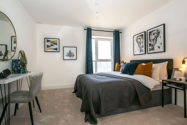 1 bed flat for sale in Radcliffe Road, Southampton SO14