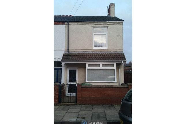 3 bed end terrace house to rent in Kew Road, Cleethorpes DN35