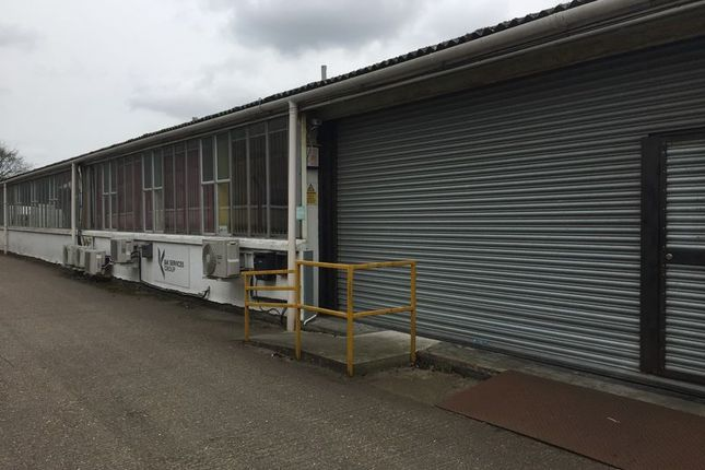 Thumbnail Property to rent in Continental Approach, Westwood Industrial Estate, Margate