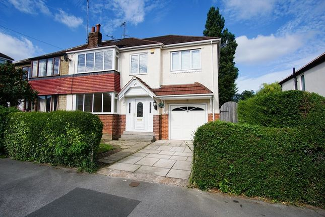 Thumbnail Semi-detached house to rent in Woodland Road, Whitkirk, Leeds