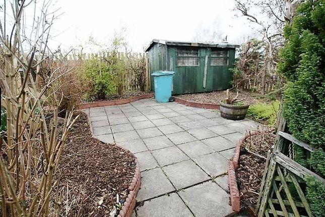 Rear Garden of Bellshill Road, Motherwell ML1