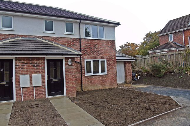Thumbnail Semi-detached house for sale in Commercial Street, Trimdon Colliery, Trimdon Station