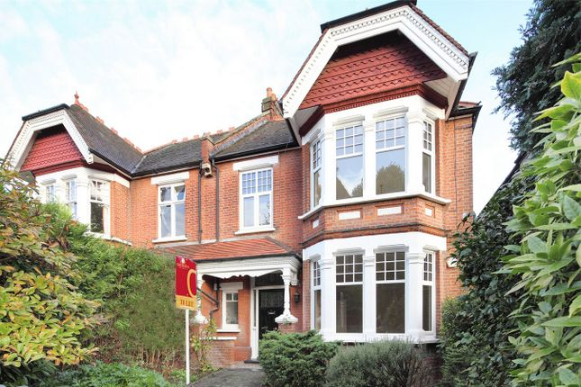 Thumbnail Semi-detached house to rent in Stanway Gardens, London