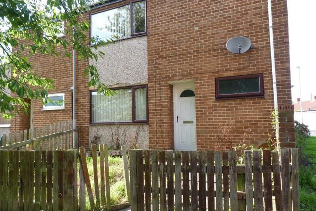 1 bed end terrace house for sale in Holborn Close, Esh Winning DH7