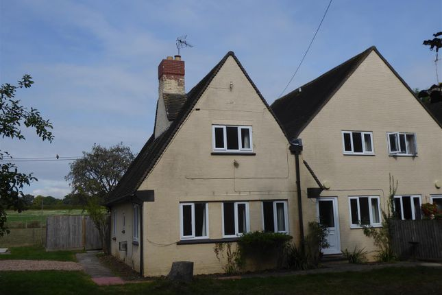 Thumbnail Semi-detached house to rent in Upper Billesley, Stratford-Upon-Avon