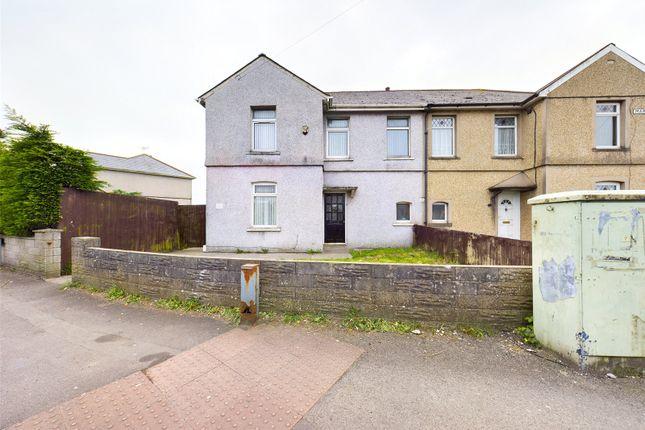 Thumbnail Semi-detached house for sale in Pyle Road, Pyle, Bridgend, Mid Glamorgan
