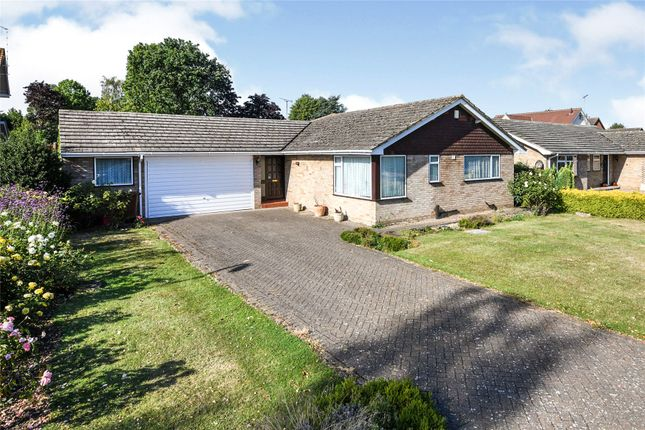 Thumbnail Bungalow for sale in Long Meadow, Hutton, Brentwood, Essex
