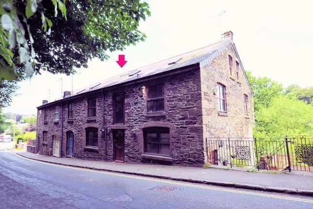 Thumbnail Terraced house for sale in Mount Tavy Road, Tavistock