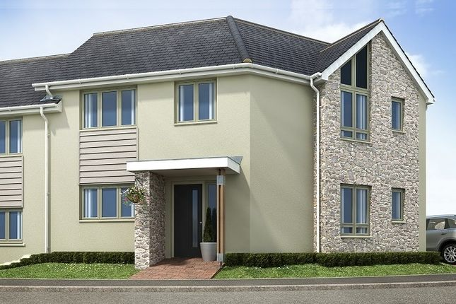 Thumbnail Semi-detached house for sale in The Exton, Plantation Way, Torquay, Devon